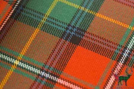 Boyd Ancient Heavyweight Tartan Fabric