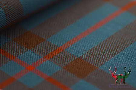Elliot Ancient Heavyweight Tartan Fabric
