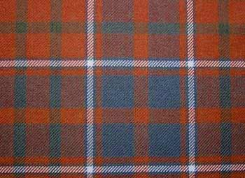 Cameron of Lochiel Weathered Tartan