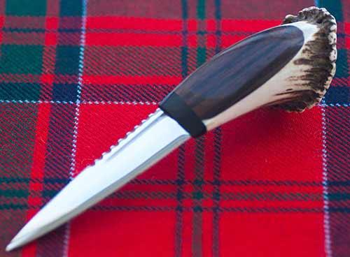 Sgian Dubh - Scottish Antler