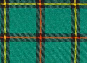 Mar Green Ancient Tartan