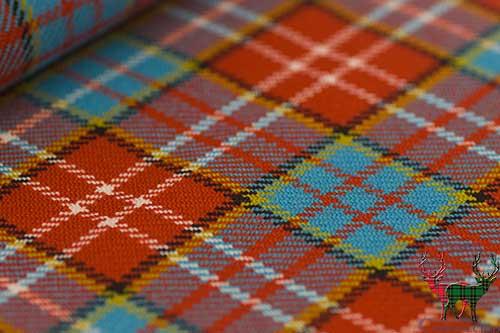 Ogilvie Old Tartan Fabric