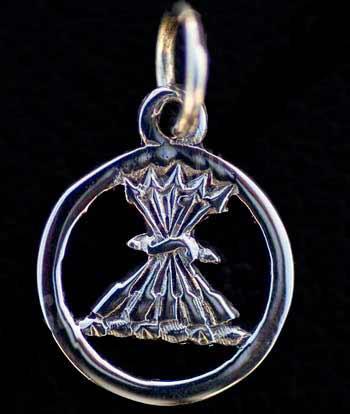 Silver Clan Charm