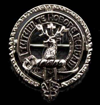 Clan Crest Badge Small