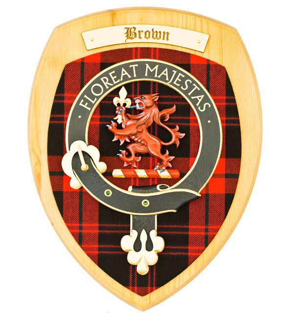 Clan Brown Large Crest