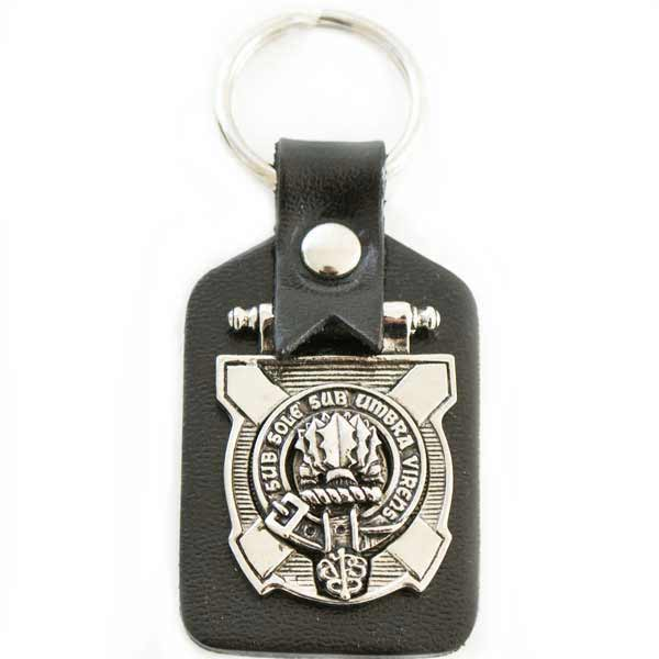 Clan Crest Key Ring