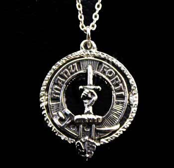 Clan Crest Pendant