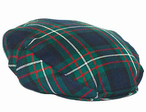 c7deb8560fa Traditional Tartan Golf Caps from the Home of Golf