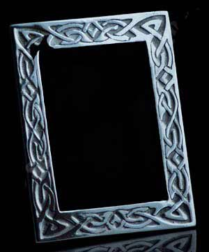 Celtic Knotwork Small Photo Frame