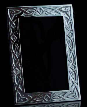 Celtic Interlace Medium Photo Frame