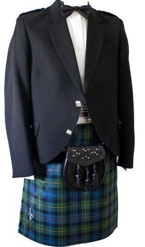 Argyll Kilt Outfit - Medium Weight