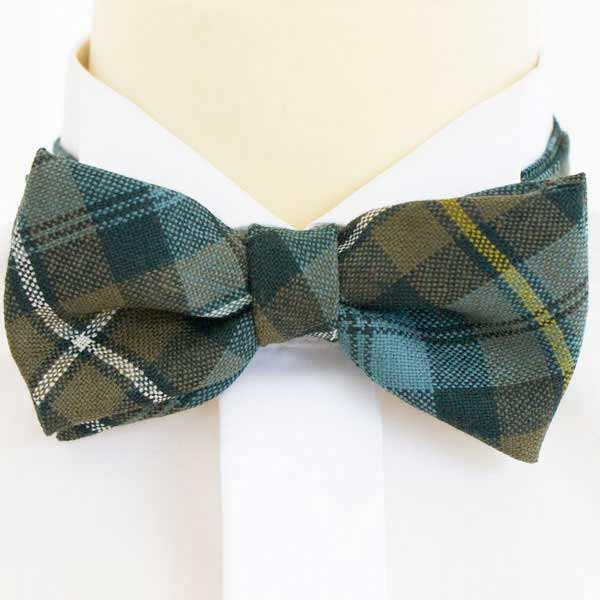 d7f80af34c5e Tartan Bow Ties in Clan and Family Tartans at a Low Price | Scots ...