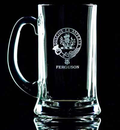 Clan Crest Beer Tankard