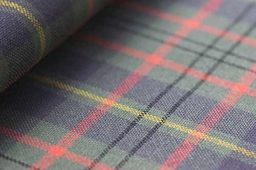 Taylor Weathered Featherweight Tartan Fabric