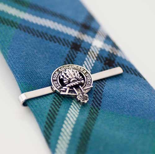 Clan Tie Clip
