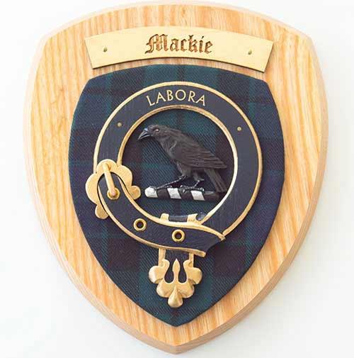 Mackie Clan Crest