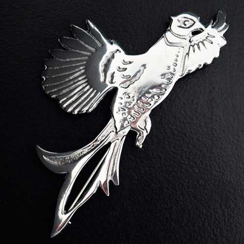 Pheasant Kilt Pin
