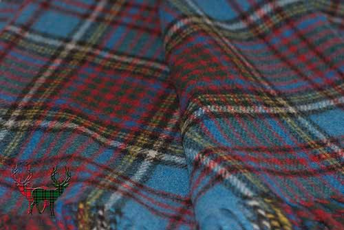 Anderson Blanket Close-up