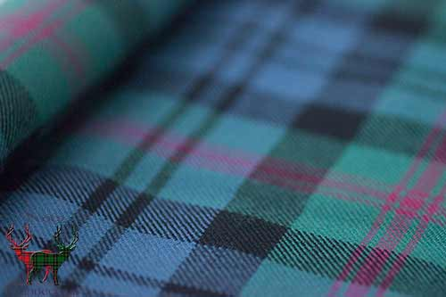 Baird Ancient Tartan Fabric