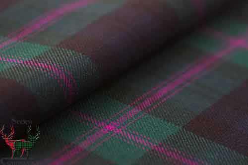Baird Heavyweight Tartan Fabric