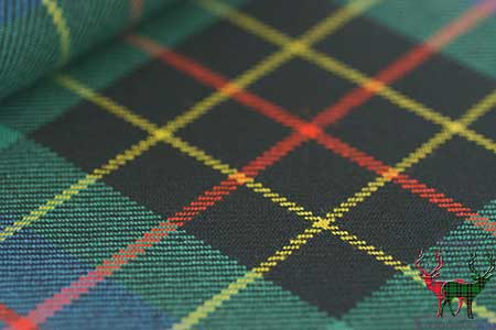 Brodie Hunting Ancient Heavyweight tartan Fabric