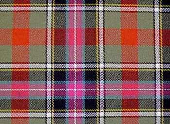 Bruce of Kinnaird Ancient Tartan