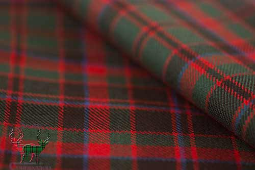 Buchan Tartan Fabric
