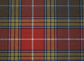 Buchanan Old Sett Weathered Tartan