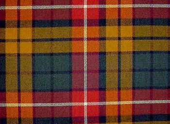 Buchanan Reproduction Tartan