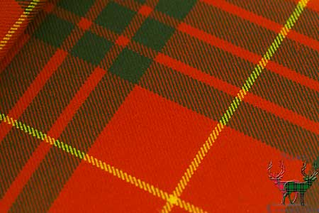 Cameron Heavyweight Tartan Fabric