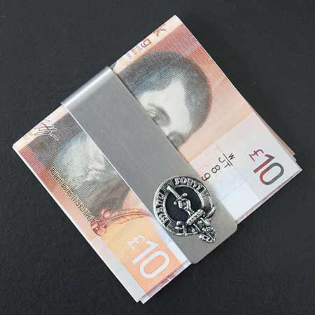 Clan Money Clip