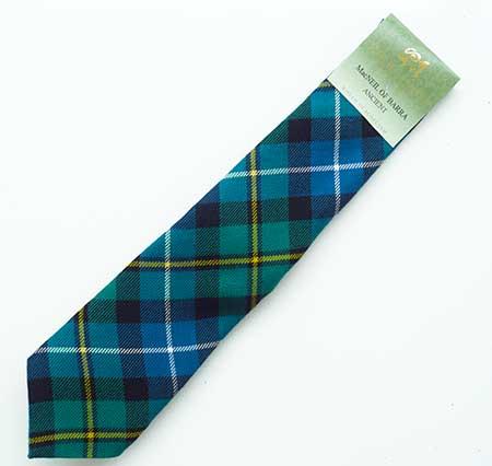 MacNeil Ancient Tartan Tie