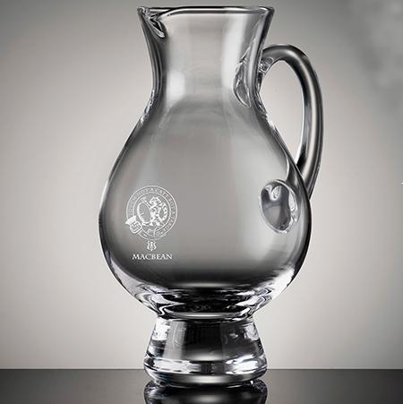Clan Crest Glencairn Whisky Water Jug