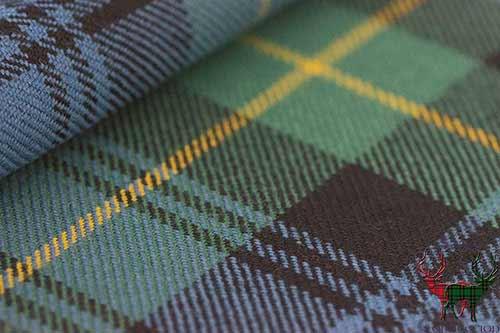 Gordon Ancient Heavyweight Tartan Fabric