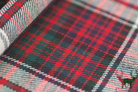 MacDonald Dress Heavyweight Tartan Fabric