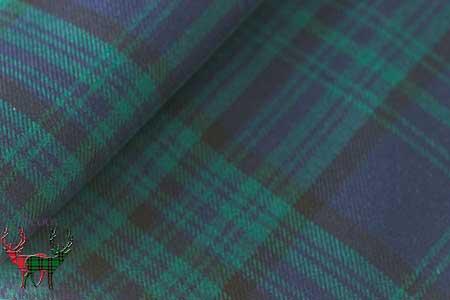 Matheson Hunting Heavyweight Tartan Fabric