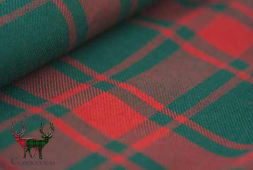 Middleton Lightweight Tartan Fabric