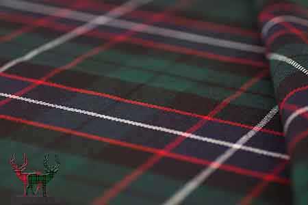 Mitchell Mediumweight Tartan Fabric