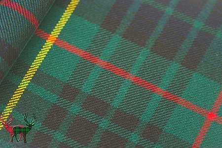 Stewart Hunting mod Tartan Fabric